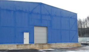 Стоимость строительства склада в СПб