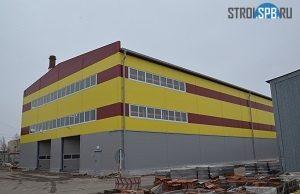 услуги строительства каркасных зданий