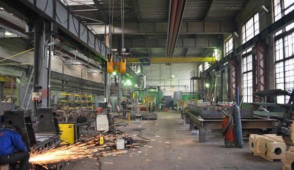 Производство металлоконструкции
