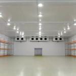 Снижение энергозатрат для складов-холодильников