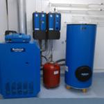 Типы систем отопления складских зданий