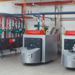 Расчет мощности котла для складских и производственных помещений